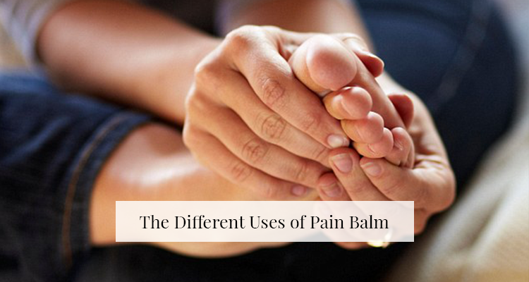 The Different Uses of Pain Balm