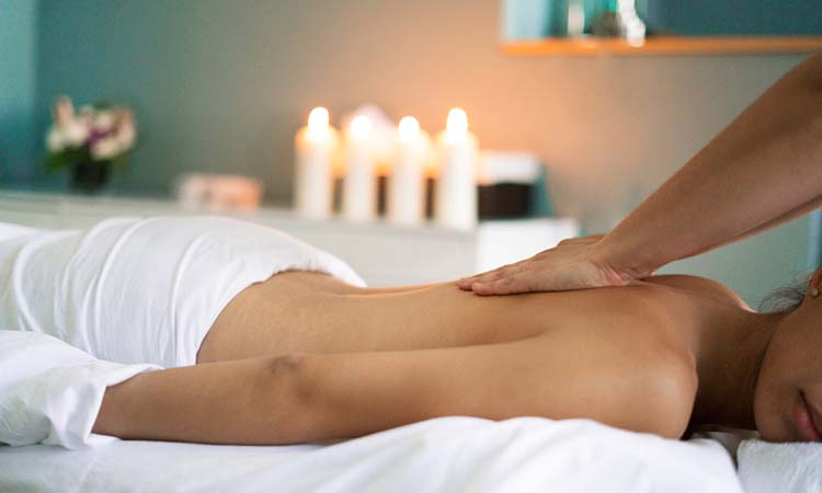 Compression Massage Technique