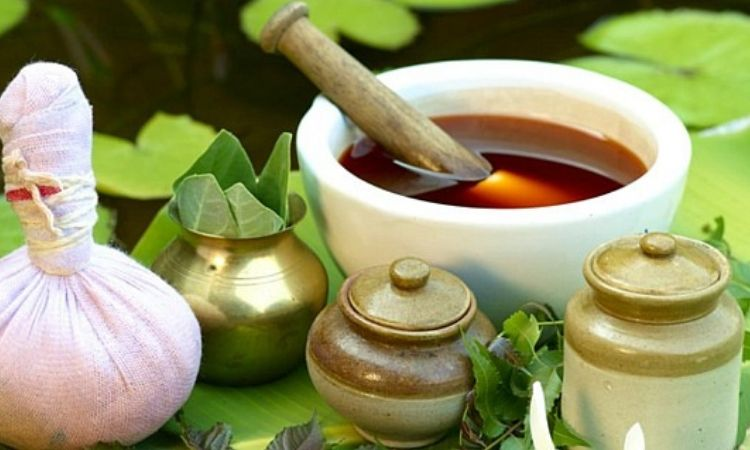 Ayurveda, is a holistic treatment