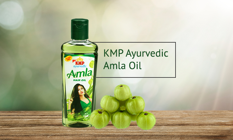 KMP Ayurvedic Amla Hair Oil