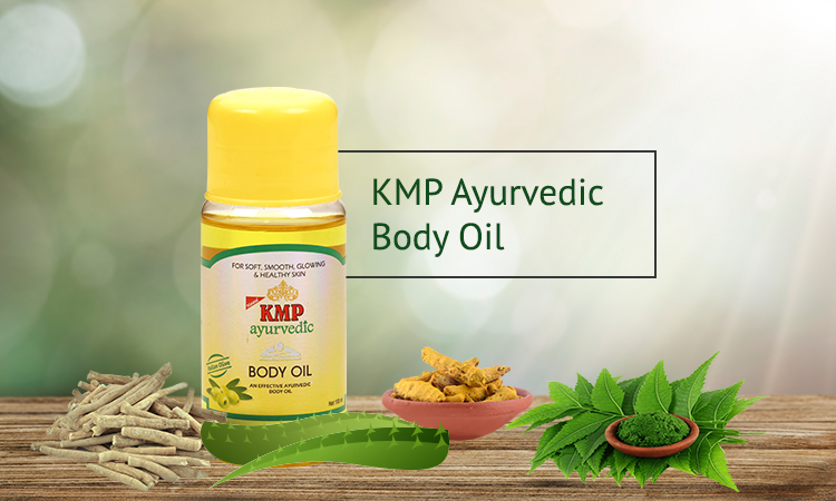 KMP Ayurvedic Body Oil