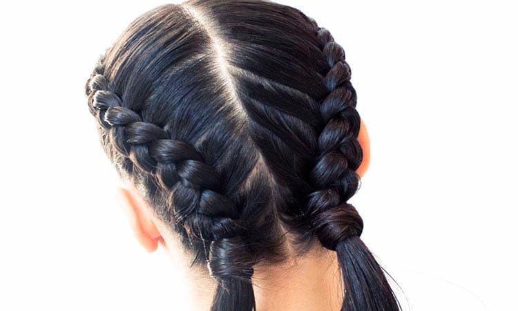 Dutch Boxer Braids