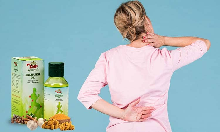 Ayurvedic pain relief oil for back