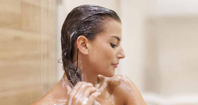 No substitute to proper hair wash