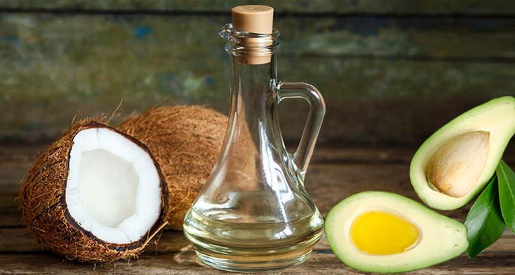 Avocado and Oil of Coconut