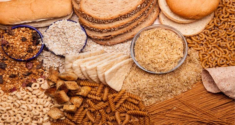 Fill up Your Stomach with Whole Grains