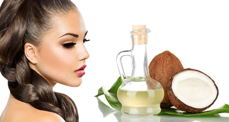 Make Use of Coconut Hot Oil Treatment