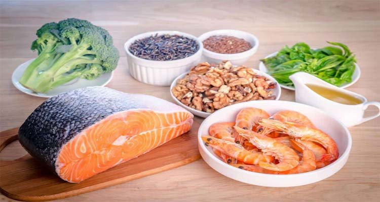 Mingle Omega-3 Fatty Acids in Your Food