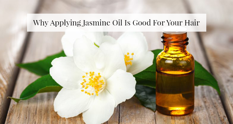 Why Applying Jasmine Oil Is Good For Your Hair