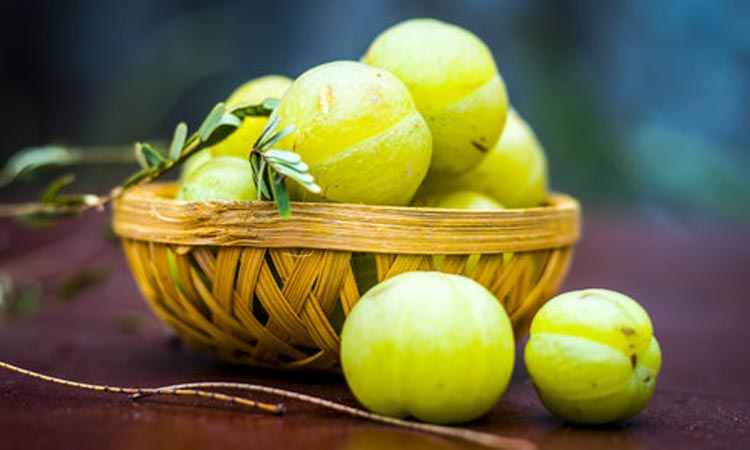 Nourish Your Hair With Amla Oil
