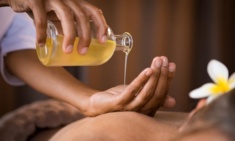 Invigorating Massage Techniques with Body Oil