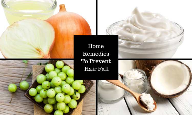 7+1 Home Remedies to Prevent Hair Fall
