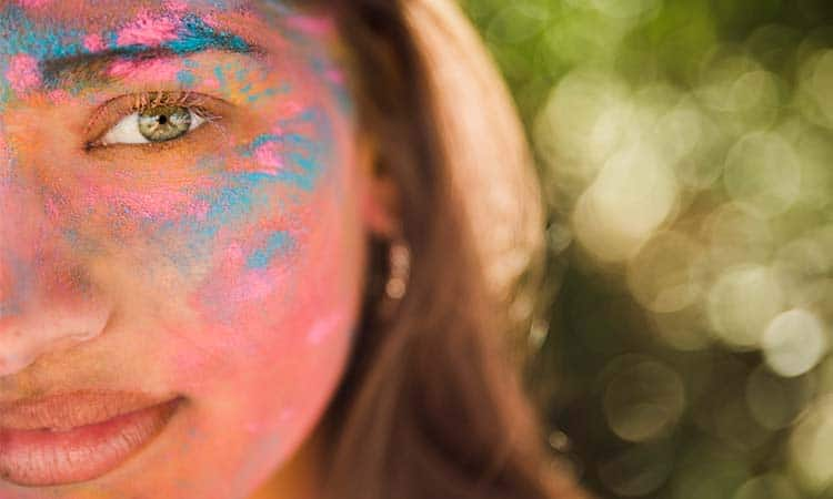 4 Awesome Ayurvedic Safety Tips for Skin and Hair for Holi