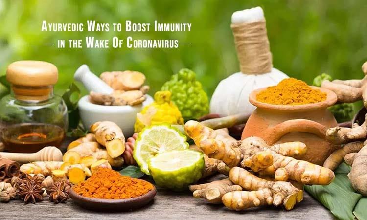 Ways to Boost Immunity in the Coronavirus