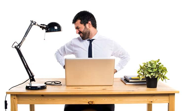 Is Work-From-Home Killing Your Back? Here's How You Can Get Relief and Stay Healthy
