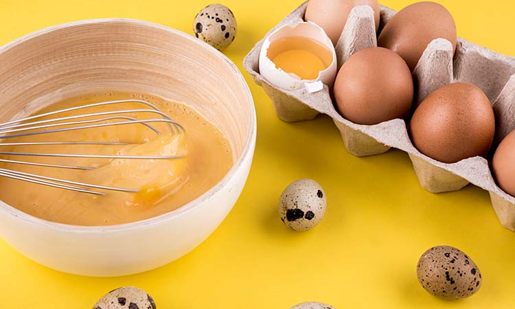 egg mask for hair loss