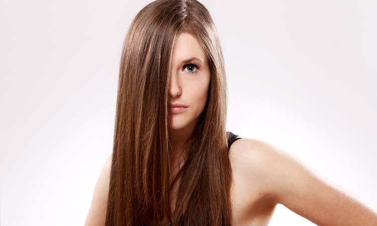 change in hair texture
