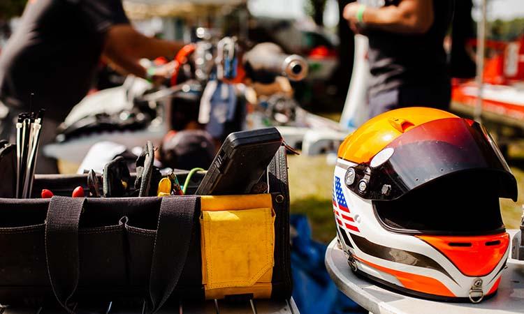 how to clean bike helmet