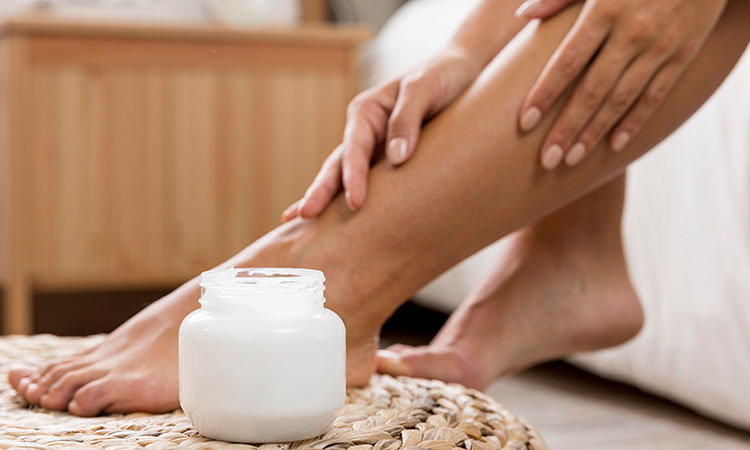 Coconut Oil Body Lotion Benefits