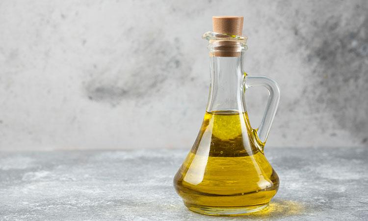 Castor Oil for Body Massage