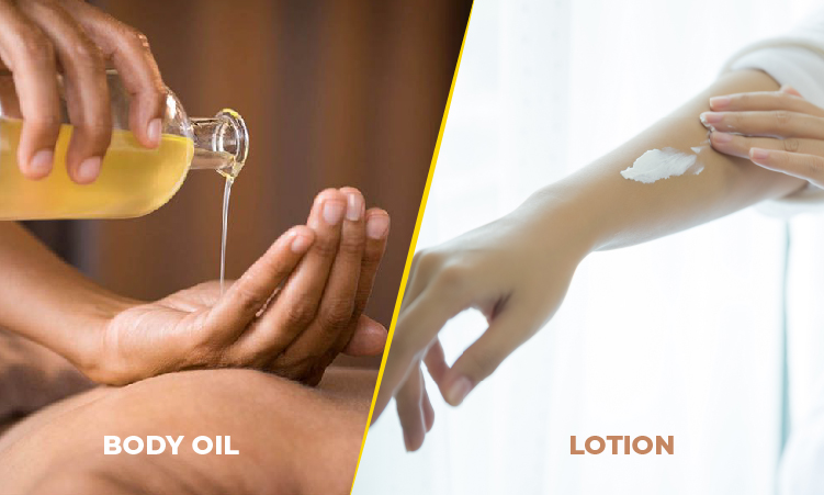 Body Oil vs. Lotion: Which Works Better?