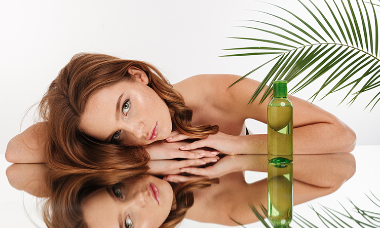 Oils for Healthy Hair