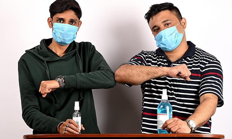 hand hygiene technique